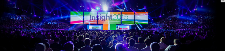 Our Founder and CEO Will Present at IBM Insight 2015!